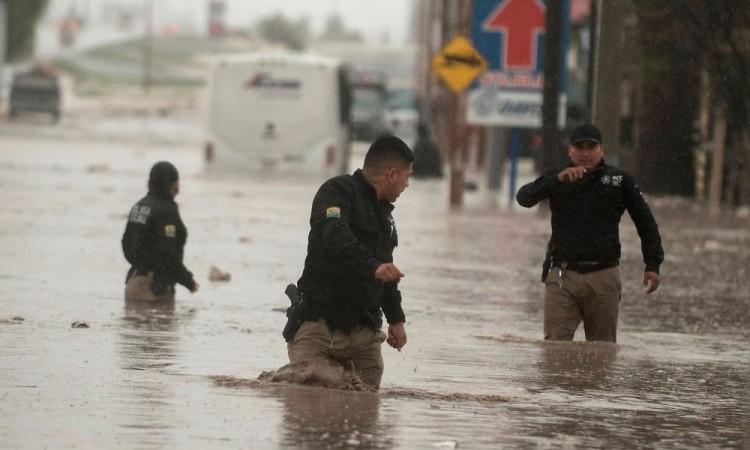 Este lunes, Hanna afectará el estado de Zacatecas.