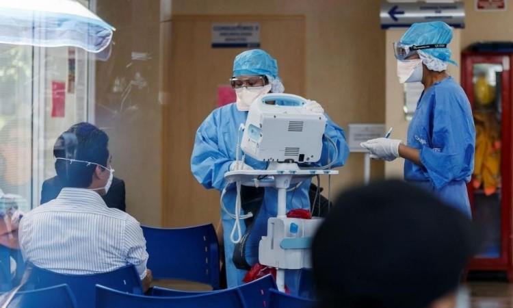 Los recuperados desde que inició la pandemia son 251 mil 505 personas.