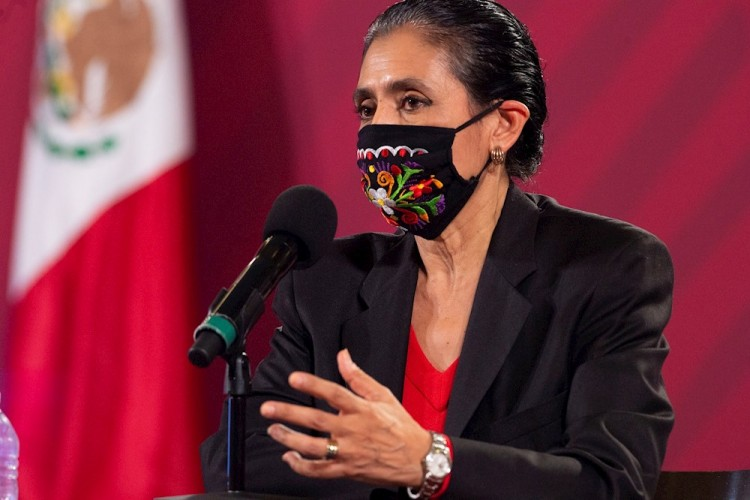 México llega a las 43.374 muertes por coronavirus
