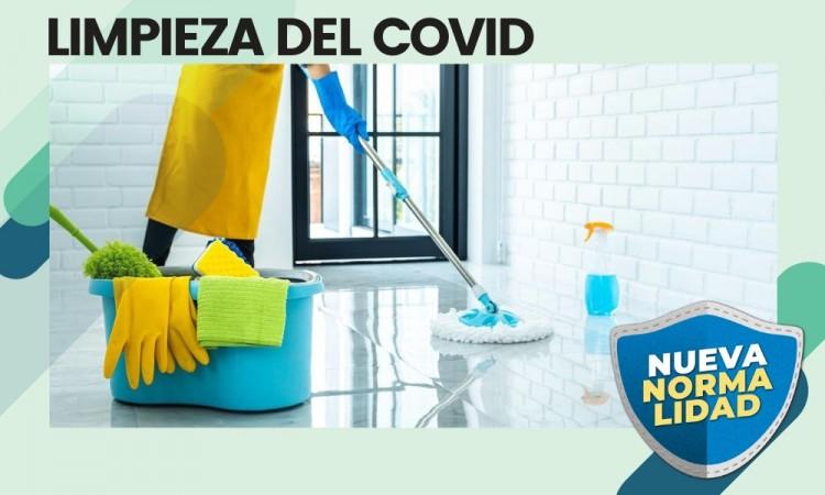 ¿Conoces las nuevas medidas de limpieza en casa, tras el coronavirus?