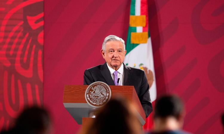 No tengo conocimiento sobre custodia policial de Peña Nieto: AMLO