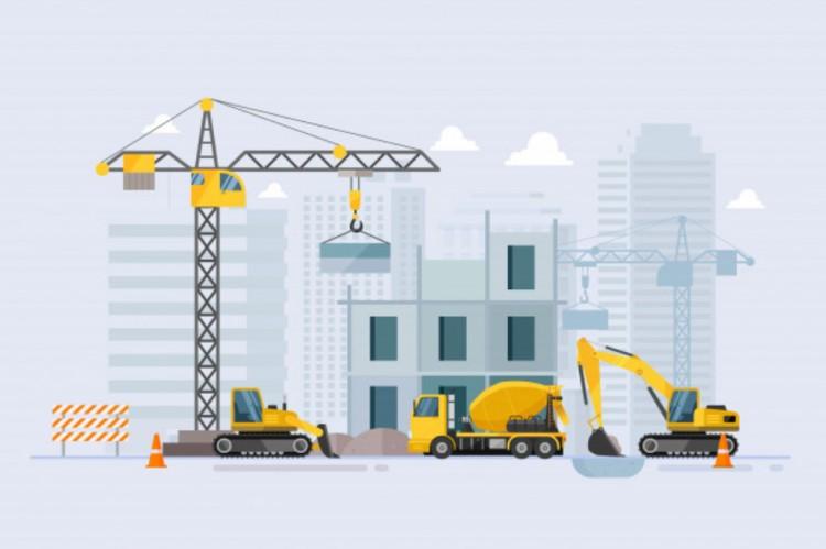 maquinaria indispensable para tu proyecto de  construcción