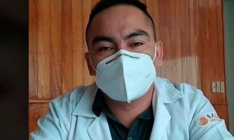 Vicente Grajales, medico detenido