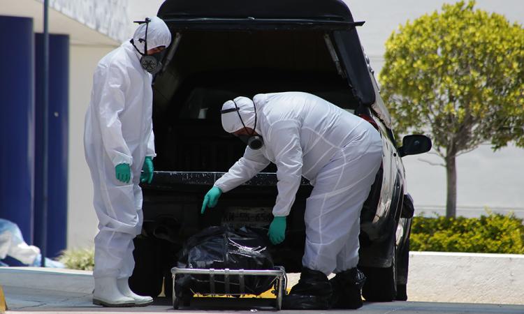México suma más de 430 mil contagios y supera los 47 mil decesos por coronavirus