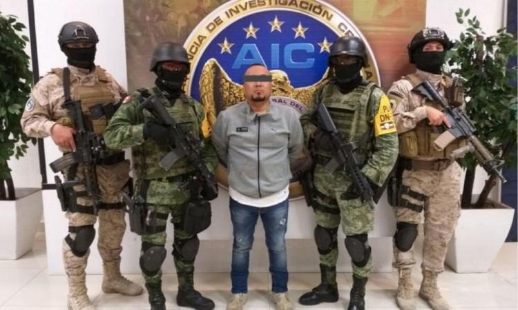 """Detienen al """"El Marro"""" en Guanajuato"""