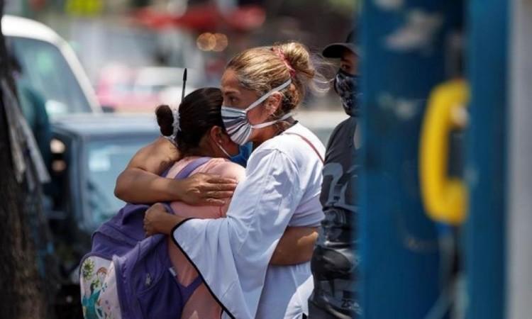México ocupa el puesto número 14 en la tasa de muertes por cada millón de habitantes.