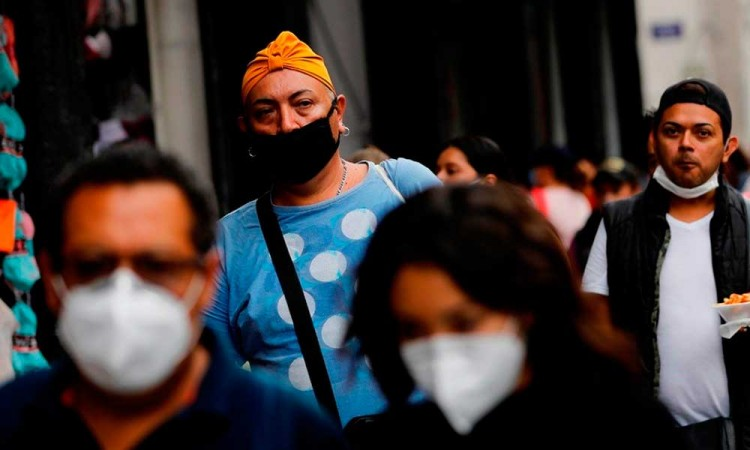 Al final de agosto será el pico de la pandemia para México, dice OPS