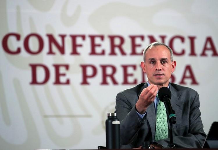 México reporta 48.869 muertes por Covid-19