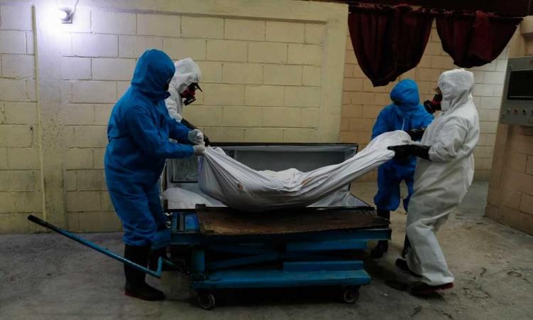 México roza las 50 mil muertes por Covid-19; hoy murieron 829 personas