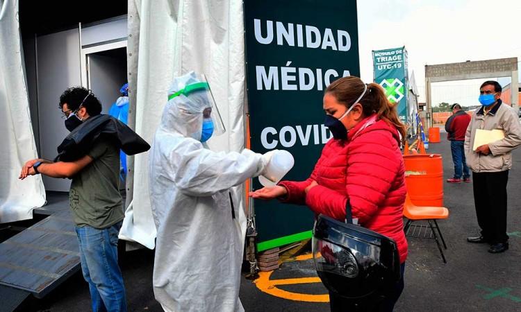 90 días de Coronavirus matan a más de 50 mil mexicanos