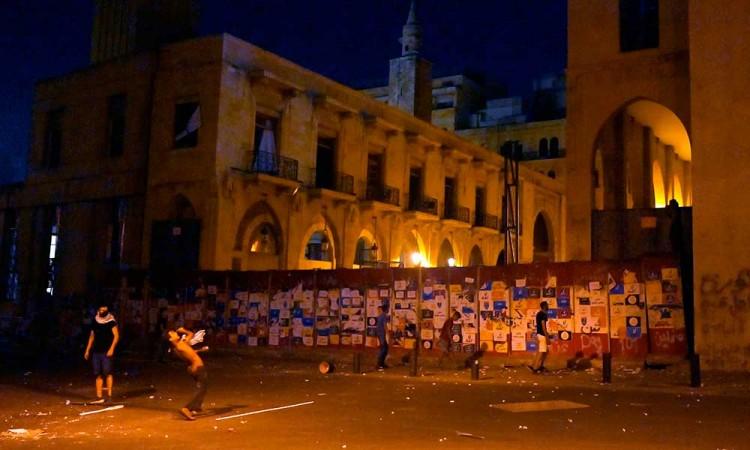 México donará 100 mil dólares para apoyar al Líbano tras explosión