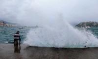 La tormenta Elida se fortalece en las costas de México