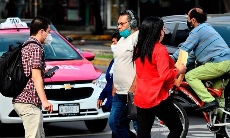México rebasa los 53 mil muertes por Covid-19