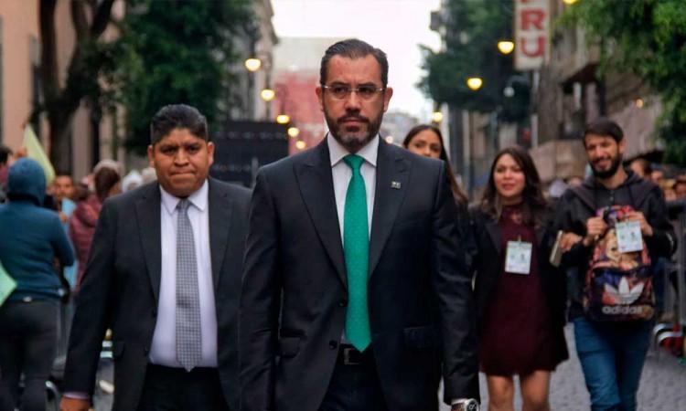 Confirman arresto de exjefe de policía de Ciudad de México