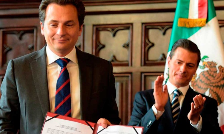 Emilio Lozoya admite sobornos por más de 100 mdp para campaña de Peña Nieto