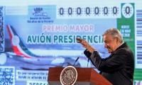 Lotería de México solo ha vendido un tercio de boletos del avión presidencial