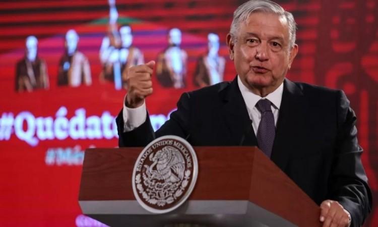Por denuncia de Lozoya, tienen que declarar Calderón, Peña y Videgaray: AMLO
