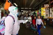 México supera el medio millón de contagios de COVID-19