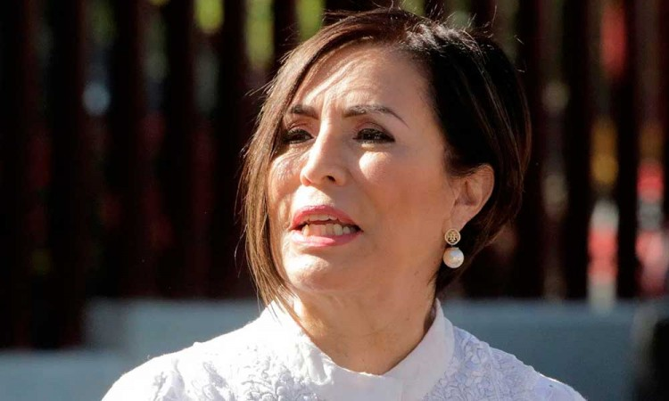 Rosario Robles podría salir de prisión en octubre