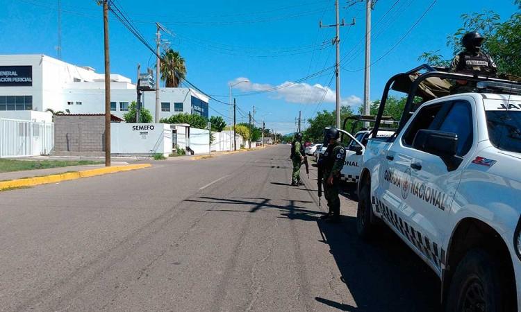 Asesinan en Sinaloa a hijo del fallecido del Señor de los Cielos