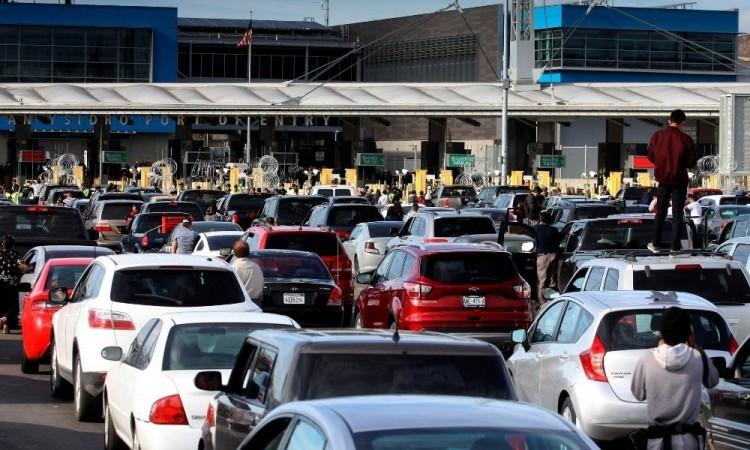 México y EEUU extienden hasta septiembre restricción fronteriza por COVID-19
