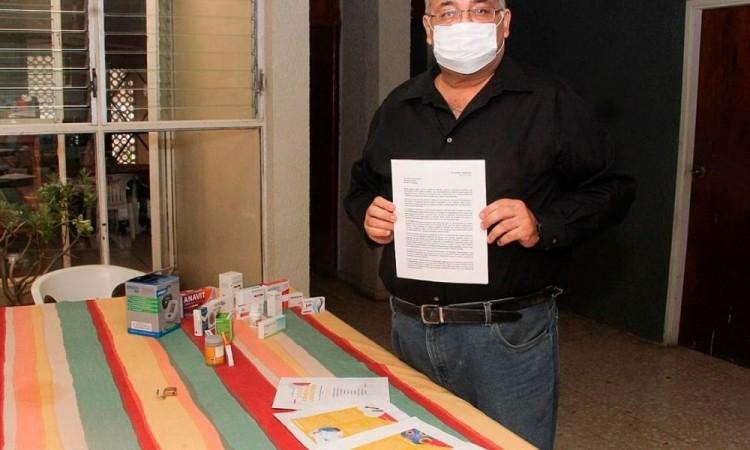 Mexicano que sobrevive a la COVID-19 crea guía para sobrellevar la enfermedad