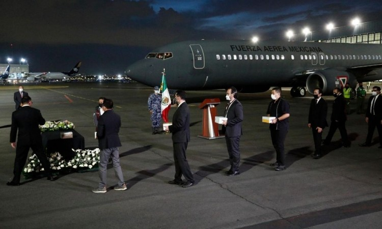 México repatría cenizas de conciudadanos fallecidos por COVID-19 en EE.UU.