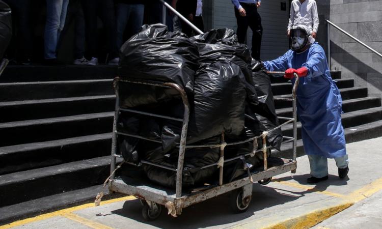 México supera los 56 mil muertos por COVID-19, aseguran ha bajado intensidad de la pandemia