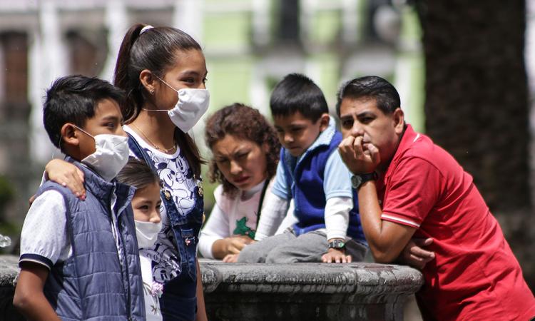 A 'tres semanas de descenso', México rebasa los 522 mil casos de COVID-19