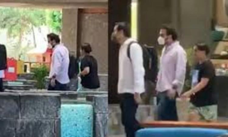 Hijo menor de AMLO es captado en hotel de lujo en Acapulco
