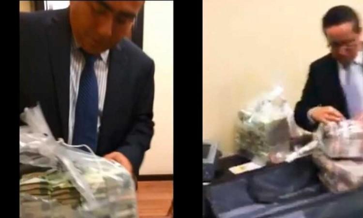 Circula supuesto video de Emilio Lozoya en el que soborna a panistas en el Senado