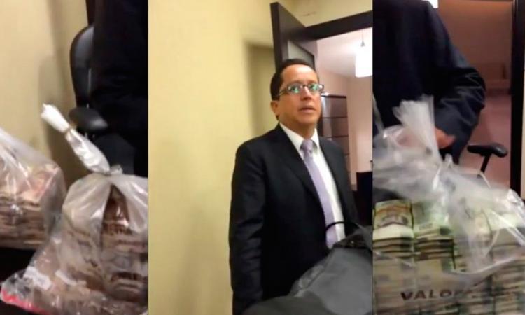 Gobernador de Querétaro despide a su secretario por video de presuntos sobornos de Pemex y Odebrecht
