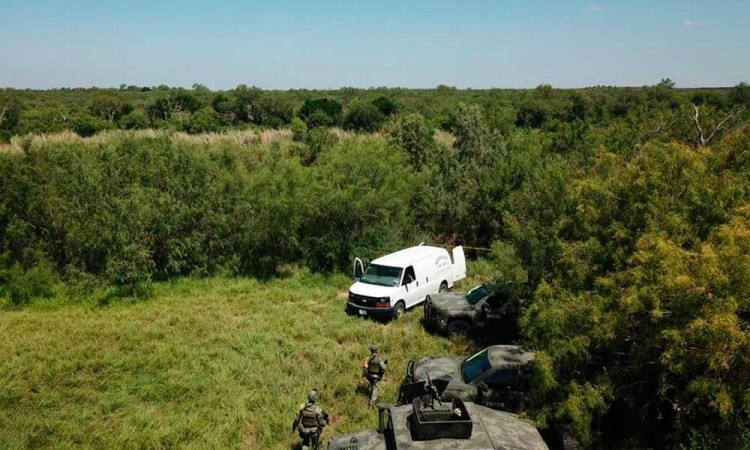 Soldados matan a 9 presuntos delincuentes que los atacaron en Tamaulipas