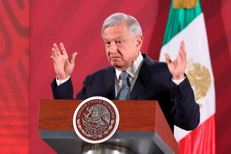 """Pide López Obrador hacer una investigación """"seria"""" sobre video de supuestos sobornos"""