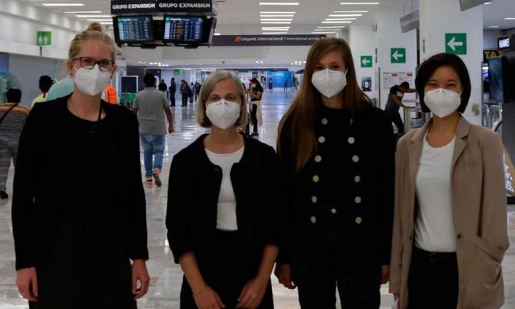 Alemania dona a México 100.000 tests para detectar la COVID-19
