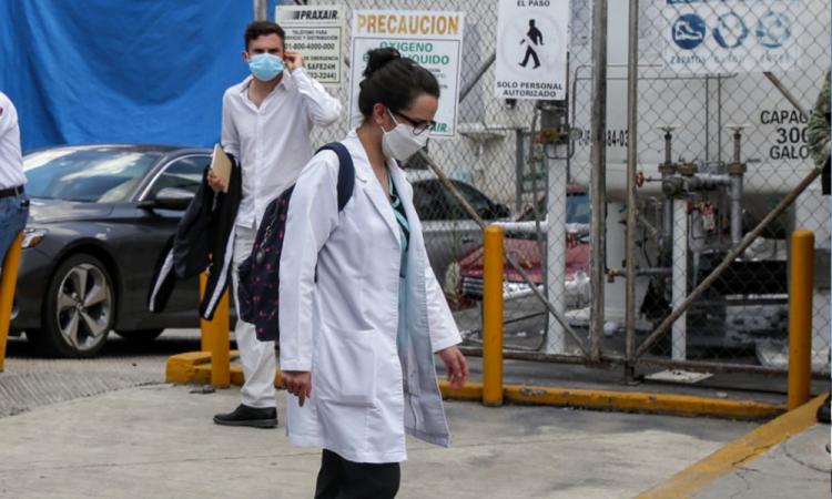 México reporta 625 decesos y 6.775 casos de la COVID-19 en últimas 24 horas