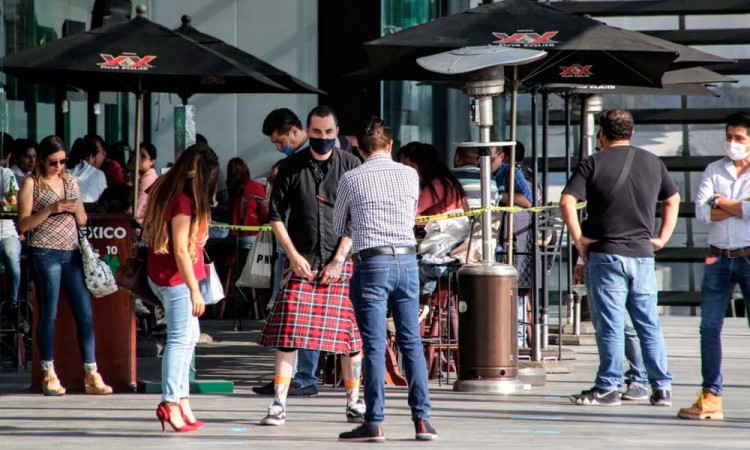 OMS alerta que México subestima los contagios de Covid-19
