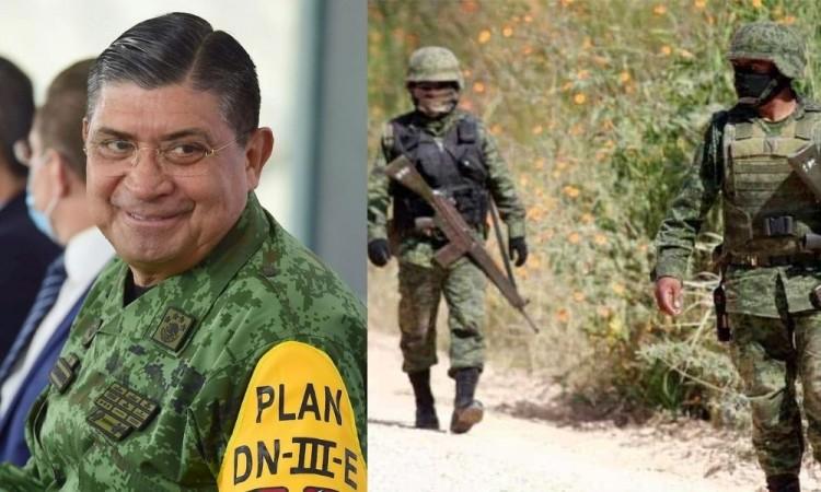 Ejército mexicano investiga a veintena de soldados