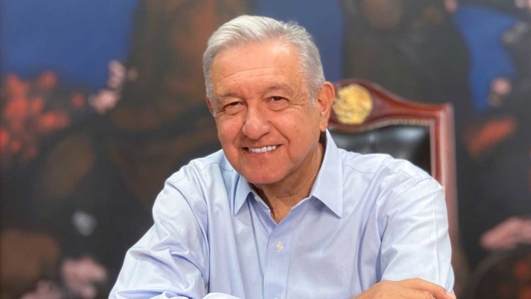 López Obrador alista su segundo informe con aprobación del 53,6 %