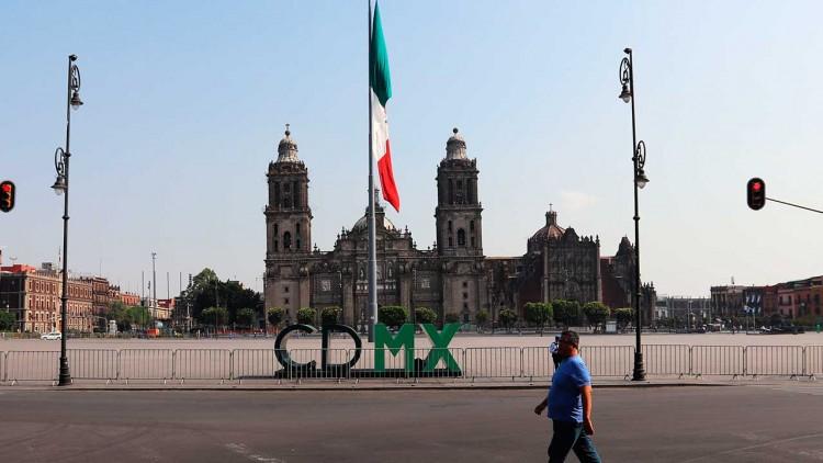 México sufre su peor caída del PIB con 18.7% en el segundo trimestre