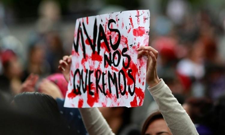 Puebla entre los cinco primeros lugares en feminicidios En México 2.240 mujeres fueron asesinadas