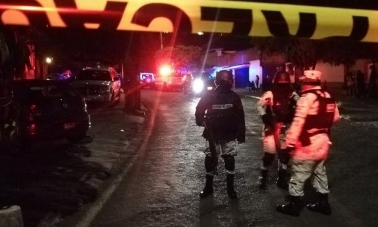 Ataque armado en contra de los asistentes a un funeral, deja 6 muertos y 15 lesionados en Cuernavaca, Morelos
