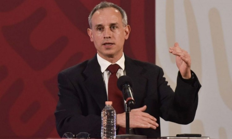 La epidemia está entrando en control: López-Gatell