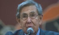 Cuauhtémoc Cárdenas, líder histórico de izquierda, tiene Covid