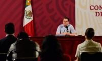 Suman 70.604 muertos y 663.973 casos de coronavirus en México