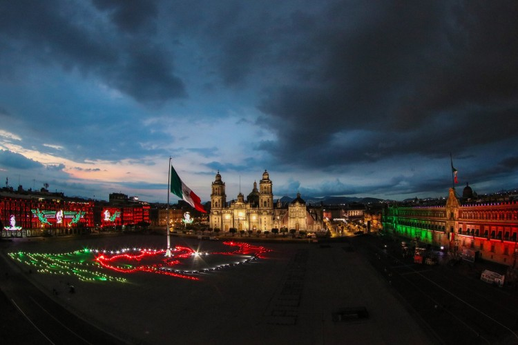 En vivo: Grito de Independencia desde Palacio Nacional 2021