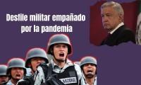 En Vivo: Desfile militar en un ambiente empañado por la pandemia