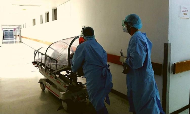 El Covid-19 es la cuarta causa de muerte en México.