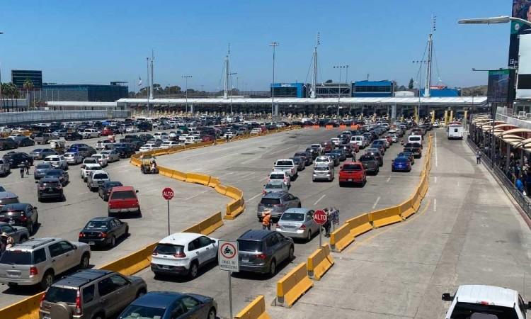 México y EEUU extienden a octubre la restricción fronteriza por COVID-19