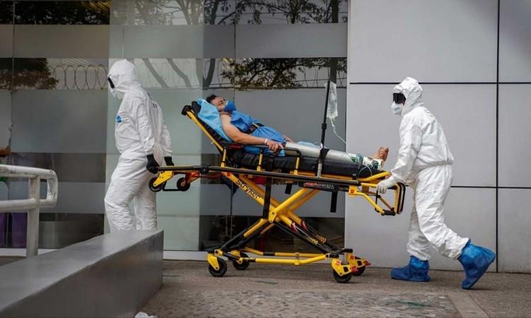 Ciudad de México tiene un 99 por ciento de exceso de mortalidad.